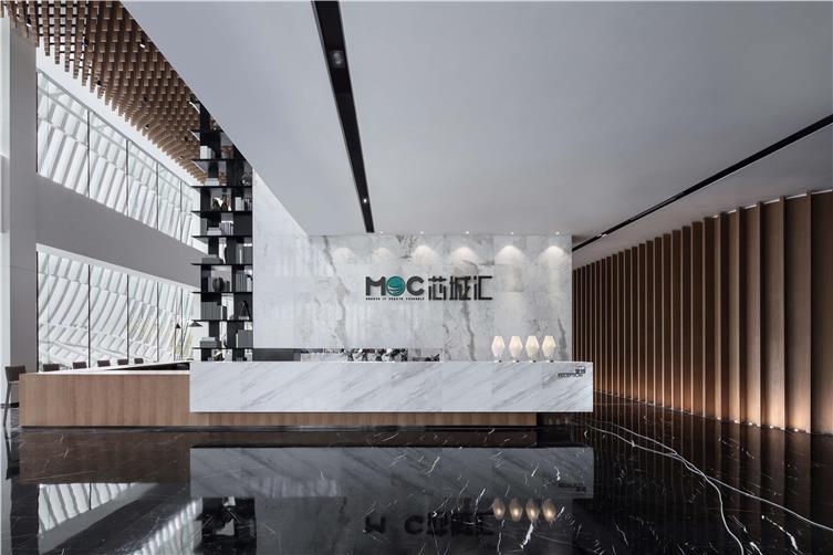 苏州高铁新城MOC芯城汇销售中心