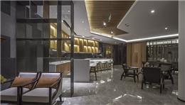 惠州星河會所室內方案設計