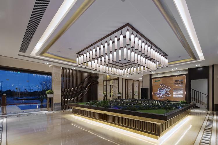 上海保利铃兰公馆售楼处
