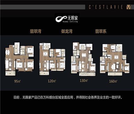 烟台万科·无限家住宅精装产品研发