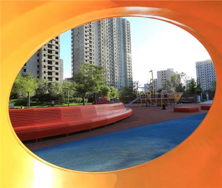 北京万科X86运动公园