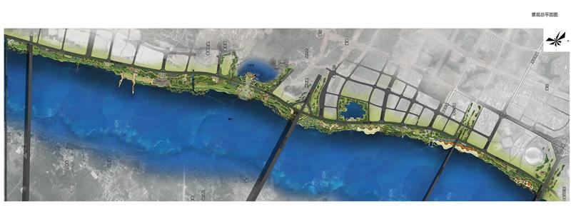 深圳奥斯汀生态环境设计--南昌赣江市民公园四期