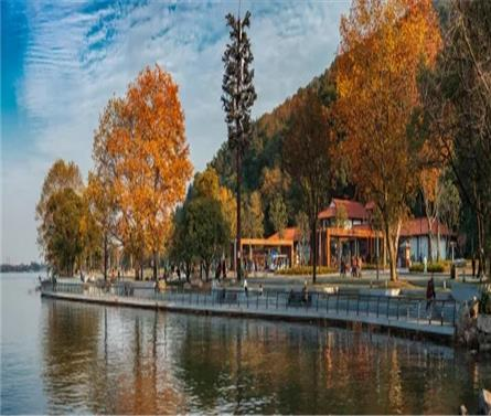 湖北东湖磨山段风景区规划