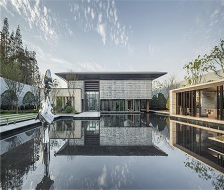 上海龙湖天鉅展示区