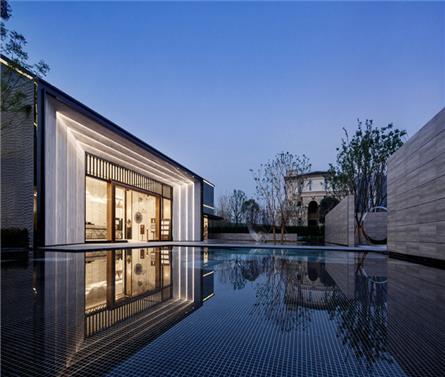 重庆龙湖椿山示范区