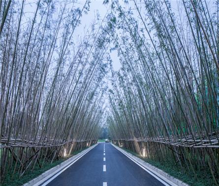 南京新城源山示范区