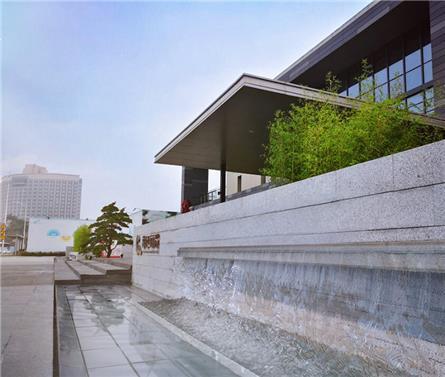 中交 · 蓝色海湾展示区