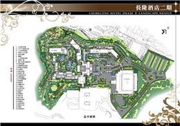酒店景观----广州长隆酒店二期