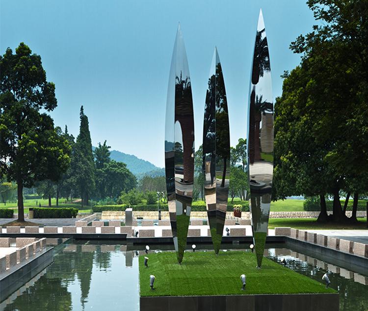 上海佘山月圆园雕塑公园