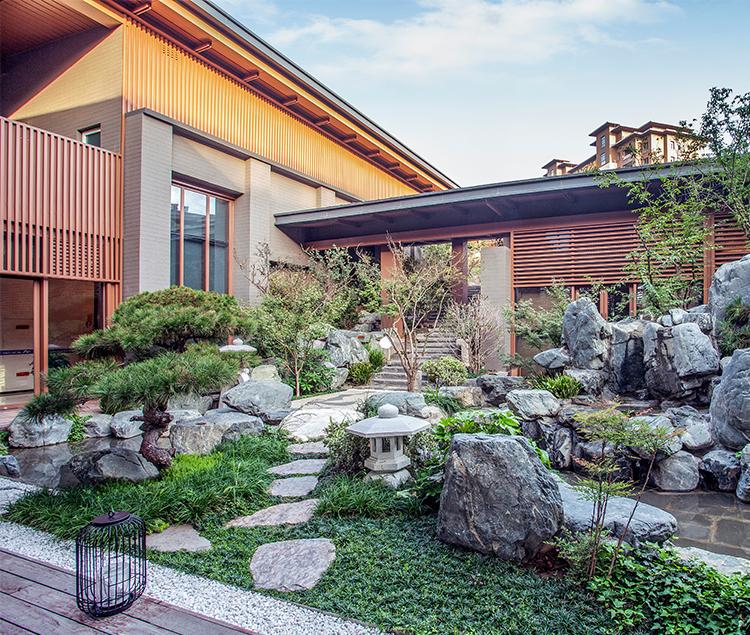市阿特森景观规划设计有限公司 成功案例 > 西安高新·骊山下的院子