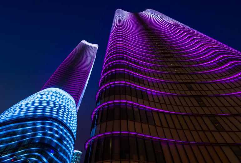 上海外滩 W 酒店案例 上海外滩 W 酒店设计图 上海外滩 W 酒店资料 金盘网