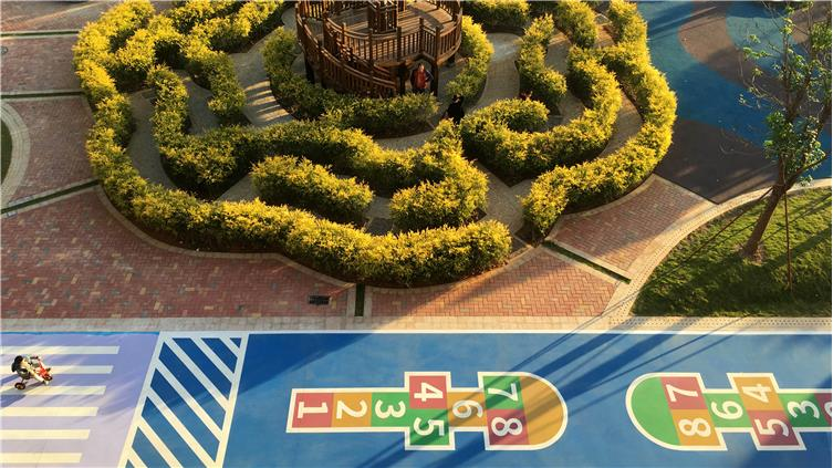 布鲁森国际幼儿园景观设计