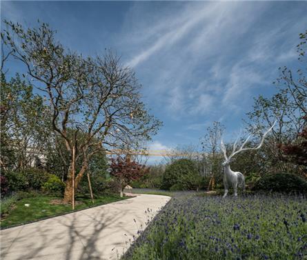 中海戈雅园(展示区)景观设计