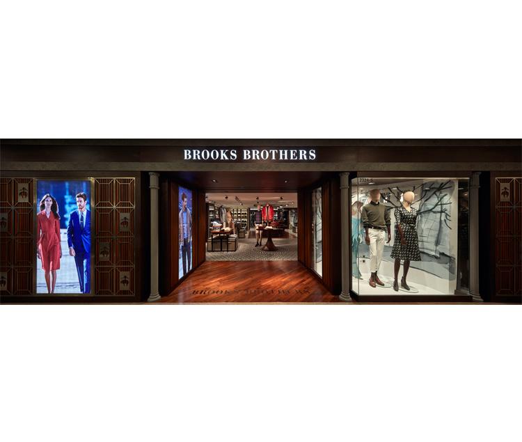 Brooks Brothers 布克兄弟專賣店設計