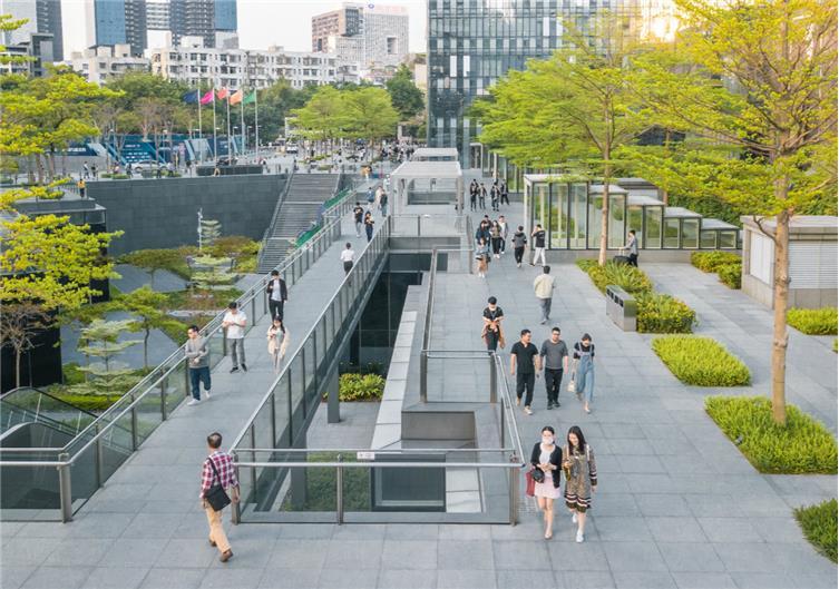 中洲訊美科技廣場