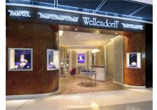 Wellendorff高級珠寶店設計