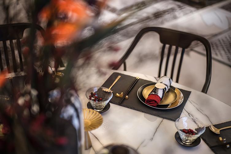 布鲁盟丨泰禾 · 金府大院别墅:再现当代文仕生活