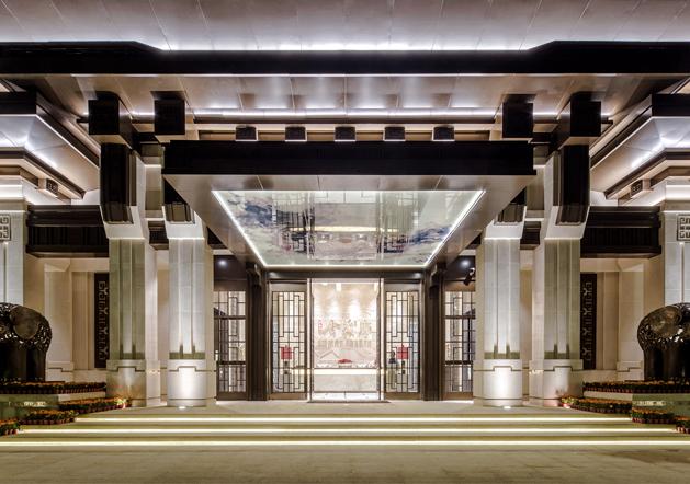 福州鼓楼首个豪宅新标杆·鼓楼金茂府——大艺术家·观堂