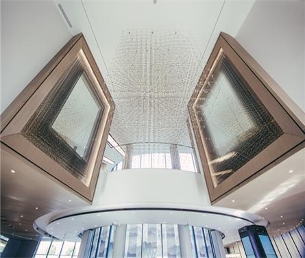 越秀杭州临安湖山悦售楼中心
