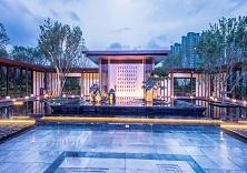 山东章丘鲁能公馆建筑设计