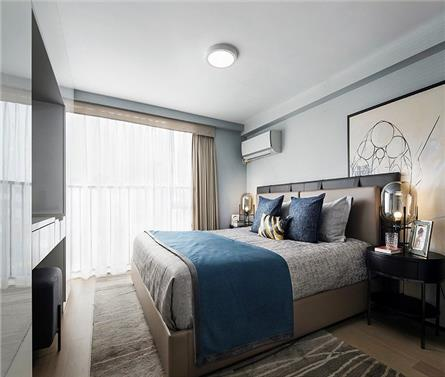 东莞万科金域广场Loft公寓样板房