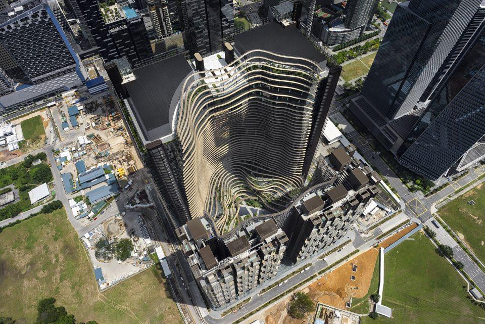 新加坡 滨海盛景(Marina One)