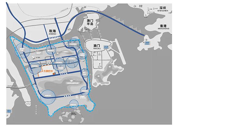 华润横琴万象世界展示中心