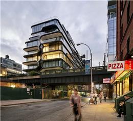 纽约520 West 28th公寓