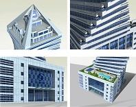 瑞华高科技电子工业园(厦门)有限公司二期研发中心大楼