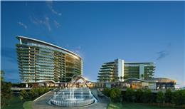 碧桂园·森林城市凤凰酒店丨会呼吸的建筑