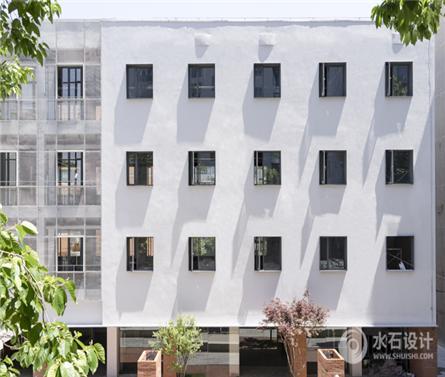 上海哈密路166 红坊艺术社区