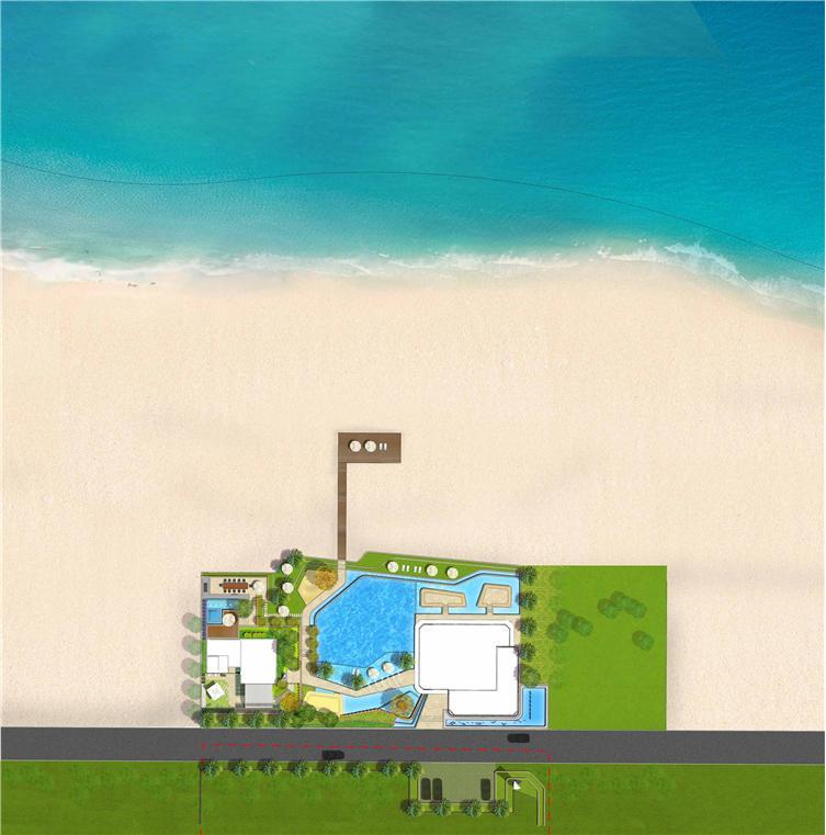 天盛 · 海湾里酒店展示区