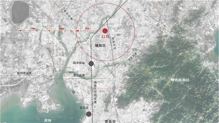 山东旭辉银盛泰·正阳府项目(青岛)