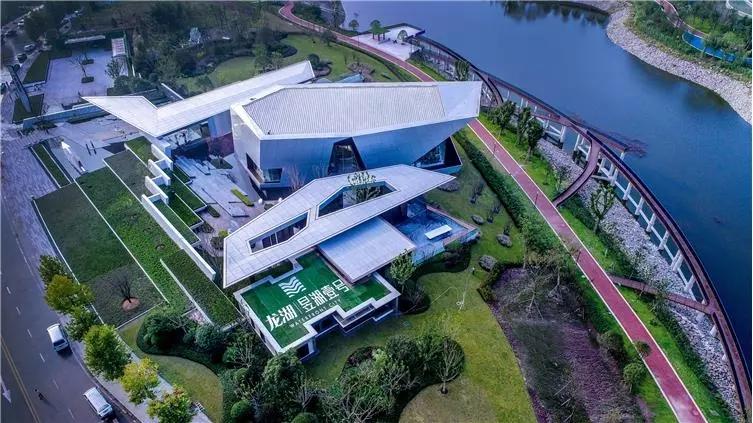 开发商:龙湖重庆宜祥地点v地点地产茶吧:重庆礼嘉景观设计项目室内设计图片