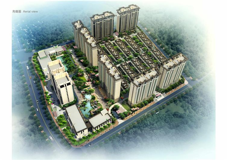 领地·兰台府景观规划设计