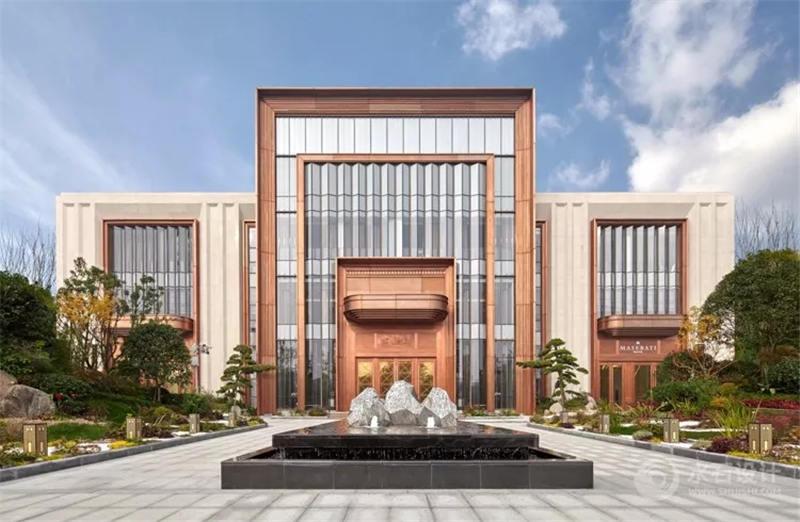 合肥墨刻景观工程开发商:旭辉地产上海事业部建筑设计平面设计课程百度云图片