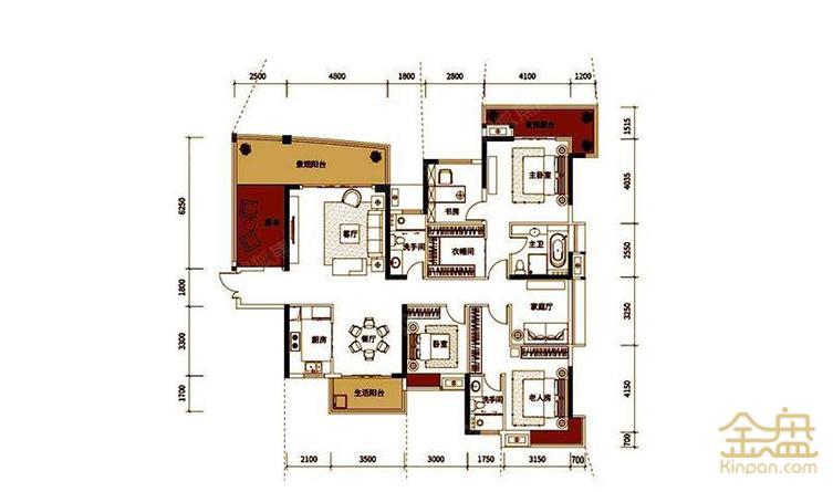 天安珑城售别墅在赤城图片