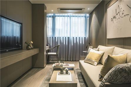 上海陆家嘴长租公寓户型二
