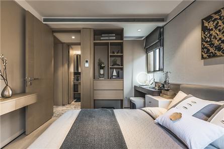 上海陆家嘴长租公寓户型一