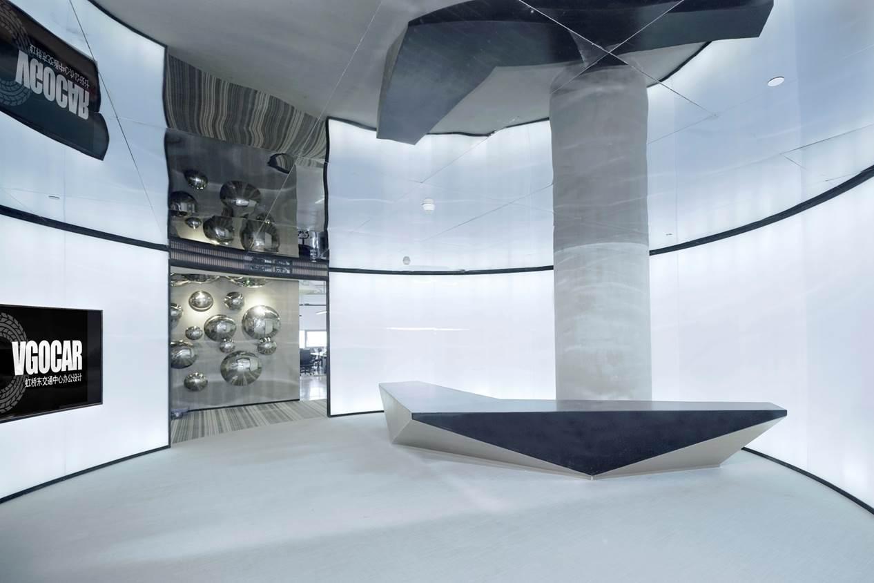 VGO共享汽車辦公室設計