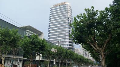 上海世茂大廈總部辦公樓