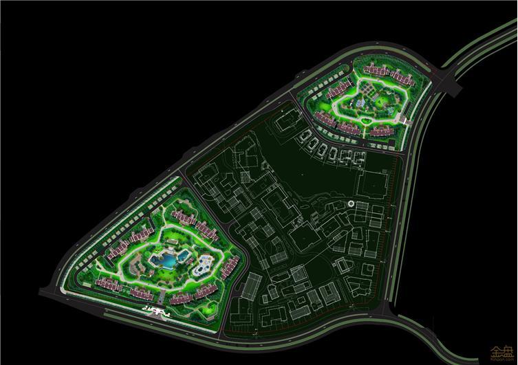 中海神州半岛旅游度假区景观规划设计