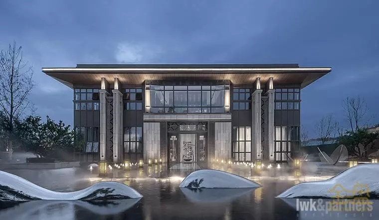 建筑设计:北京翰时国际建筑设计咨询有限公司 年度最佳旅游度假区