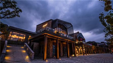 青田千峽湖旅游度假小鎮