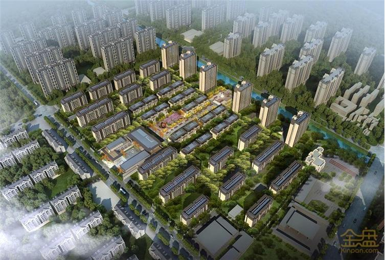 扬州万科城市之光