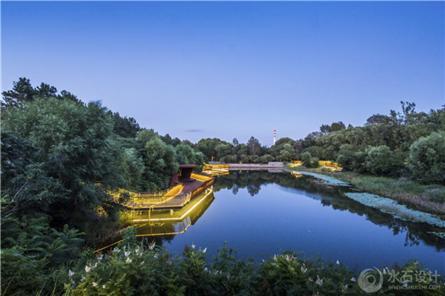 长春水文化生态园