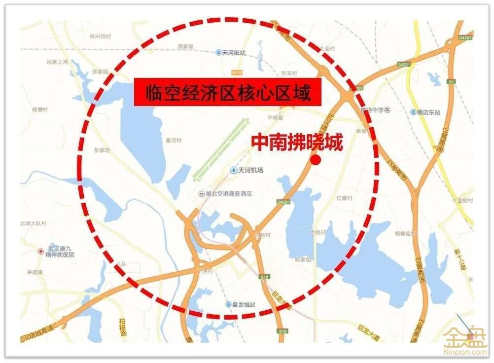 武汉中南拂晓城