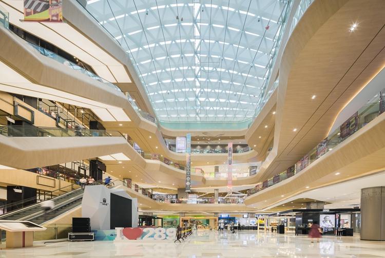 南宁289上海天地购物中心