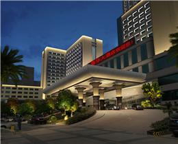 东莞嘉华大酒店照明设计