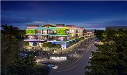 深圳前海二元桥深港设计创意产业园照明设计